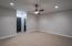 Finished basement w/ powder room