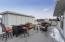 Private rooftop terrace-- 540 sqft!