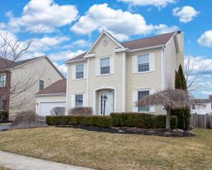 Property for sale at 1897 Fawn Meadow Drive, Marysville,  Ohio 43040