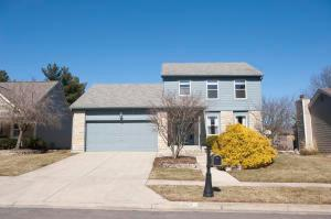 Move-in ready home offers smart updates & 2180 sqft of great space! Worthington Schools/ Columbus Taxes