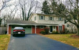 Property for sale at 587 Blandford Drive, Worthington,  Ohio 43085