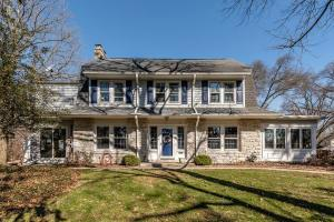 Spectacular Center Hall Colonial features 5 BR, 2.1 BA, outstanding updates and longtime care with river views & coveted location in Northmoor of Clintonville.