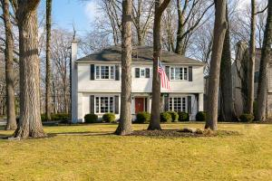 Often admired, two owner home and available for the first time in 28 years.