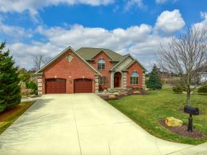 Property for sale at 713 Stone Hollow Court, Bellefontaine,  Ohio 43311