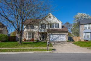 2390 Oakthorpe Drive, Hilliard, OH 43026