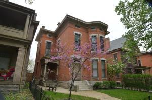 Phenomenal 1860's Brick Victorian Italianate 3 story, incredible and totally updated!