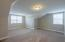 Separated by a pocket door, this HUGE bonus room could easily be converted to a 5th bedroom if needed.