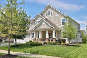 7165 Upper Clarenton Drive S, New Albany, OH 43054