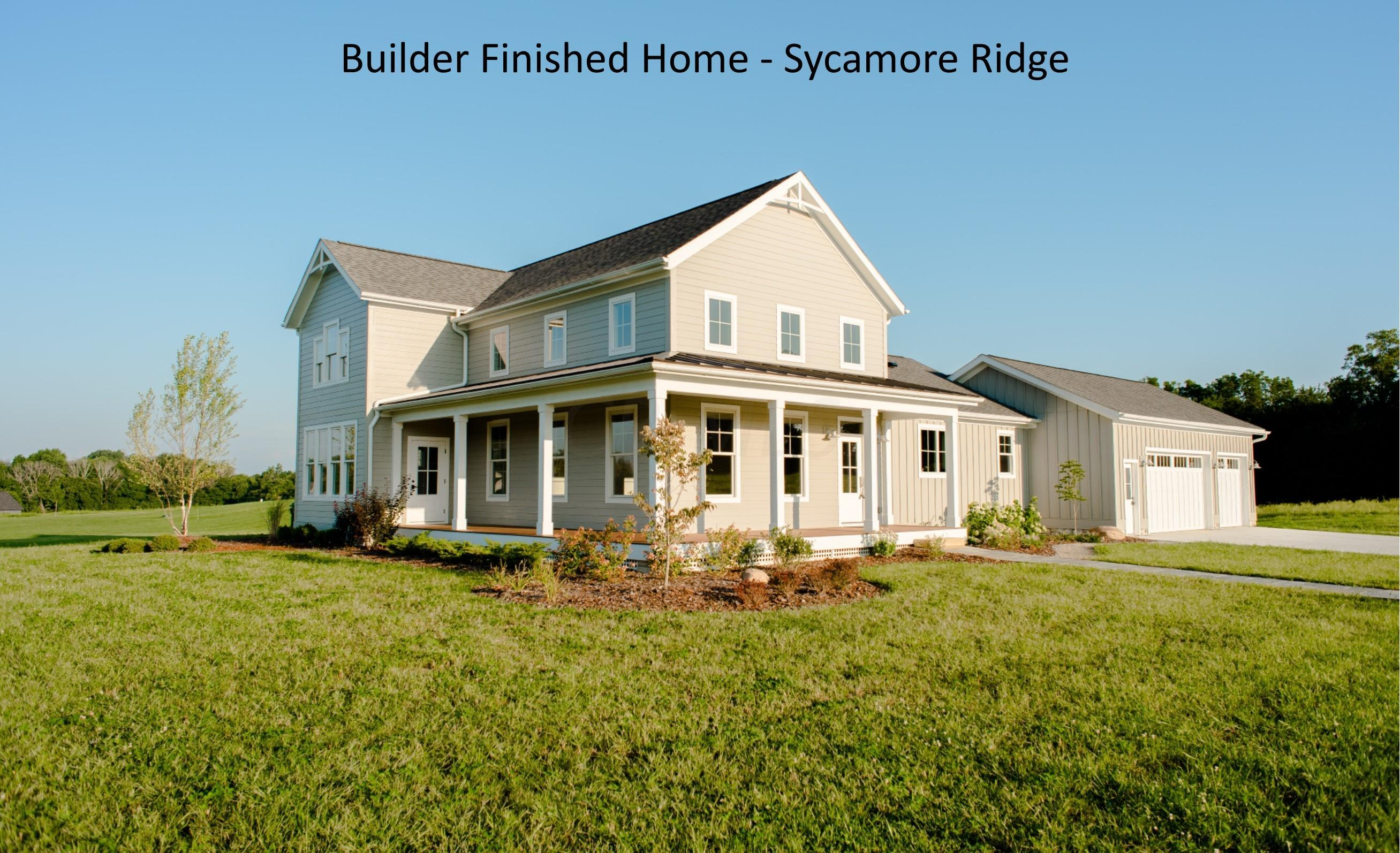 Sycamore Ridge Home