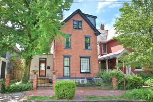 Gracious Living Just steps from German Village.