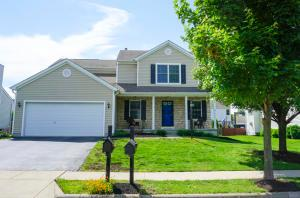 415 Grinnell St., Pickerington 43147 - Open House 4-6:30pm Thursday 5/23/19 Be the 1st in the Door! 4BR 2Full+2Half BA, 2 Car