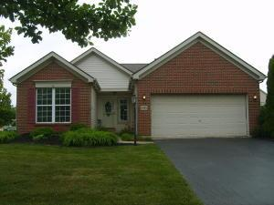 Property for sale at 4345 Wicken Court, Hilliard,  Ohio 43026