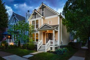 Elegant Simplicity - Amazing Details! 2 Car Garage! 365 W. 4th Street, Columbus, OH 43201