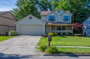 Welcome home! Pride of ownership in this 3 bedroom, 1.5 bath home in Blendon Estates!