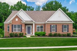 Over $64,000 in upgrades! Brick and Hardiplank Exterior. Owner added the shutters.