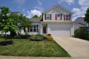3158 Heather Meadow Place, Hilliard, OH 43026