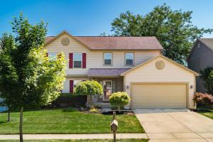 Property for sale at 2788 Quailview Lane, Hilliard,  Ohio 43026