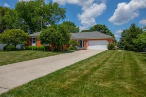 Property for sale at 4010 Ridgewood Drive, Hilliard,  Ohio 43026