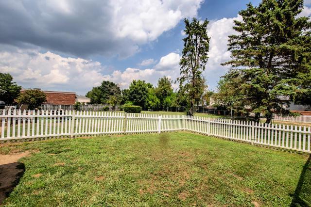 Brice Fenced Yard
