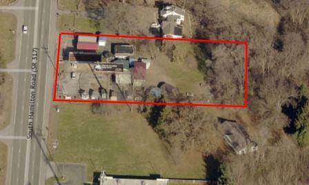 3312 Hamilton Road, Columbus, Ohio 43232, ,Land/farm,For Sale,Hamilton,219030671