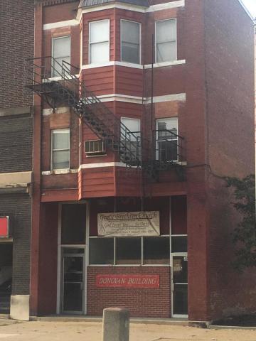 Multi-Famly Rental for sale at 36 CHURCH STREET, NEWARK, OH