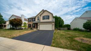 Property for sale at 2822 Quailview Lane, Hilliard,  Ohio 43026