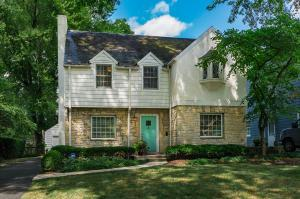 Charming Clintonville home with inviting curb appeal