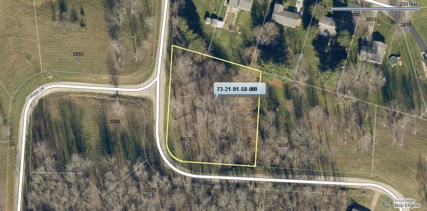 0 Corbin Drive, Zanesville, Ohio 43701, ,Land/farm,For Sale,Corbin,219032949