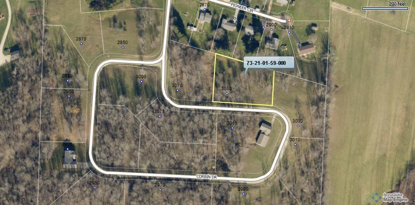 0 Corbin Drive, Zanesville, Ohio 43701, ,Land/farm,For Sale,Corbin,219032956
