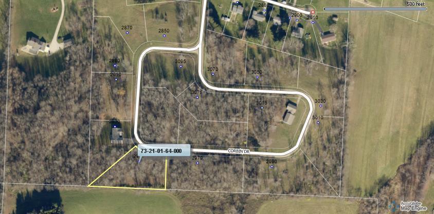 0 Corbin Drive, Zanesville, Ohio 43701, ,Land/farm,For Sale,Corbin,219032961