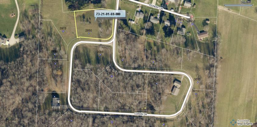 0 Corbin Drive, Zanesville, Ohio 43701, ,Land/farm,For Sale,Corbin,219032969