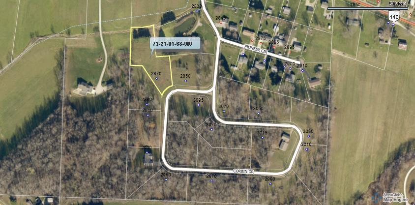 0 Corbin Drive, Zanesville, Ohio 43701, ,Land/farm,For Sale,Corbin,219032970