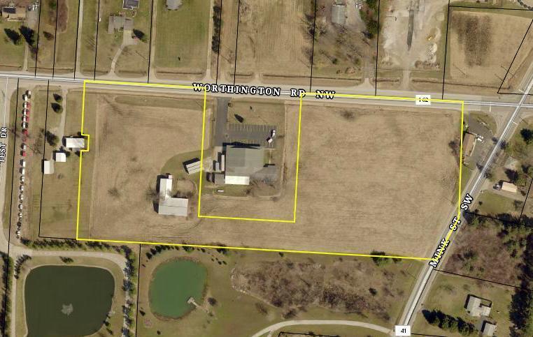 12753 Worthington Road, Pataskala, Ohio 43062, ,Land/farm,For Sale,Worthington,219034723