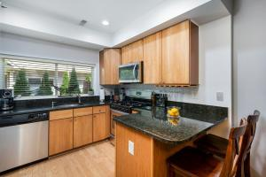 Nice kitchen with pantry