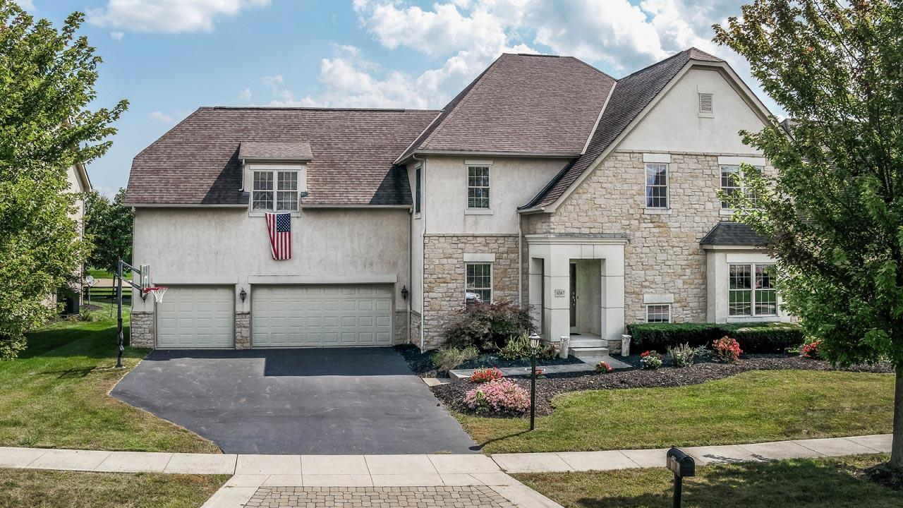 Photo of 4367 Hickory Rock Drive, Powell, OH 43065