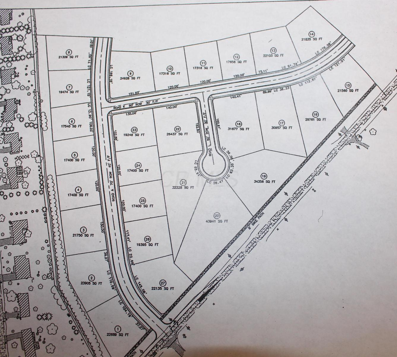 0 Clifton Drive, Circleville, Ohio 43113, ,Land/farm,For Sale,Clifton,219035550