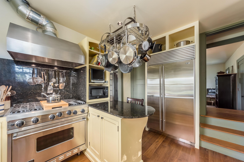 Kitchen with Large Range