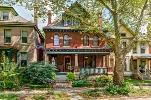 Stately Victorian home on one of the best sections of Neil Ave.