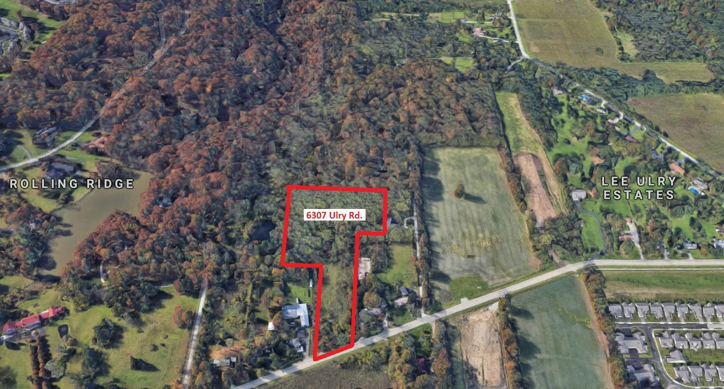 6307 Ulry Road - Parcel # 110-003005 - A