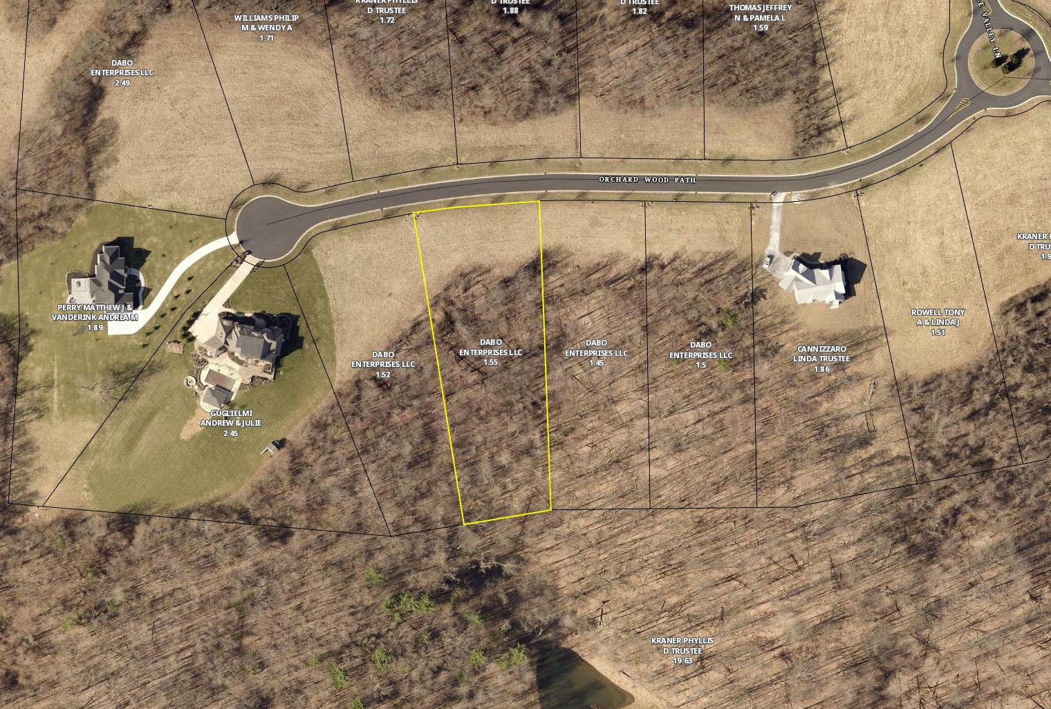 121 Orchard Wood Path, Granville, Ohio 43023, ,Land/farm,For Sale,Orchard Wood,219040249