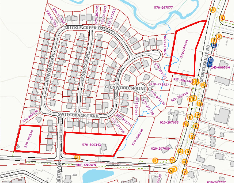 4518 Hall Road, Columbus, Ohio 43228, ,Land/farm,For Sale,Hall,219039998