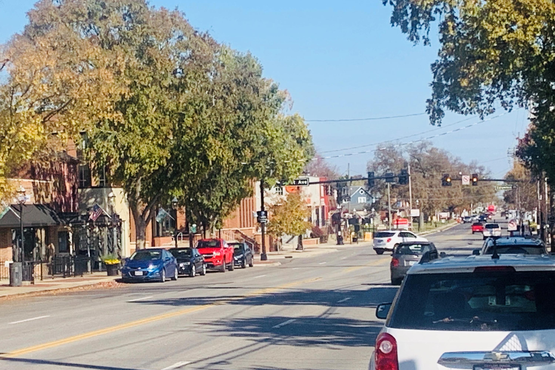 Downtown Steet View