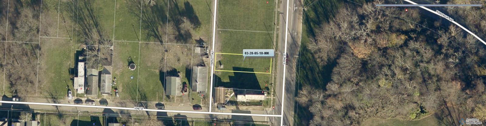 117 Pine Street, Zanesville, Ohio 43701, ,Land/farm,For Sale,Pine,219040820