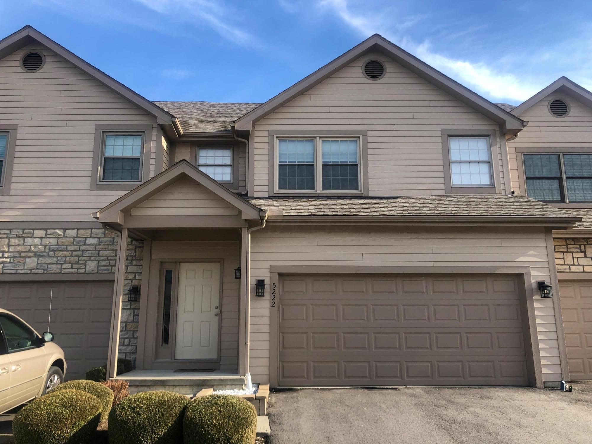 5222 Double Eagle Drive, Westerville, Ohio 43081, 2 Bedrooms Bedrooms, ,4 BathroomsBathrooms,Residential,For Sale,Double Eagle,219043843