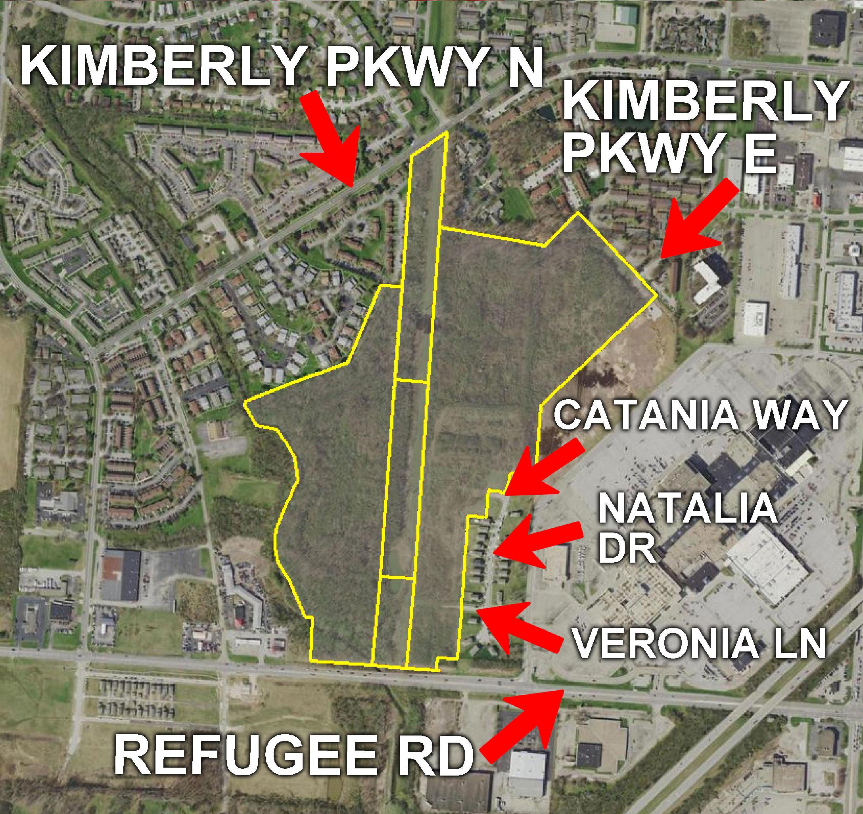 0 Refugee Road Aerial