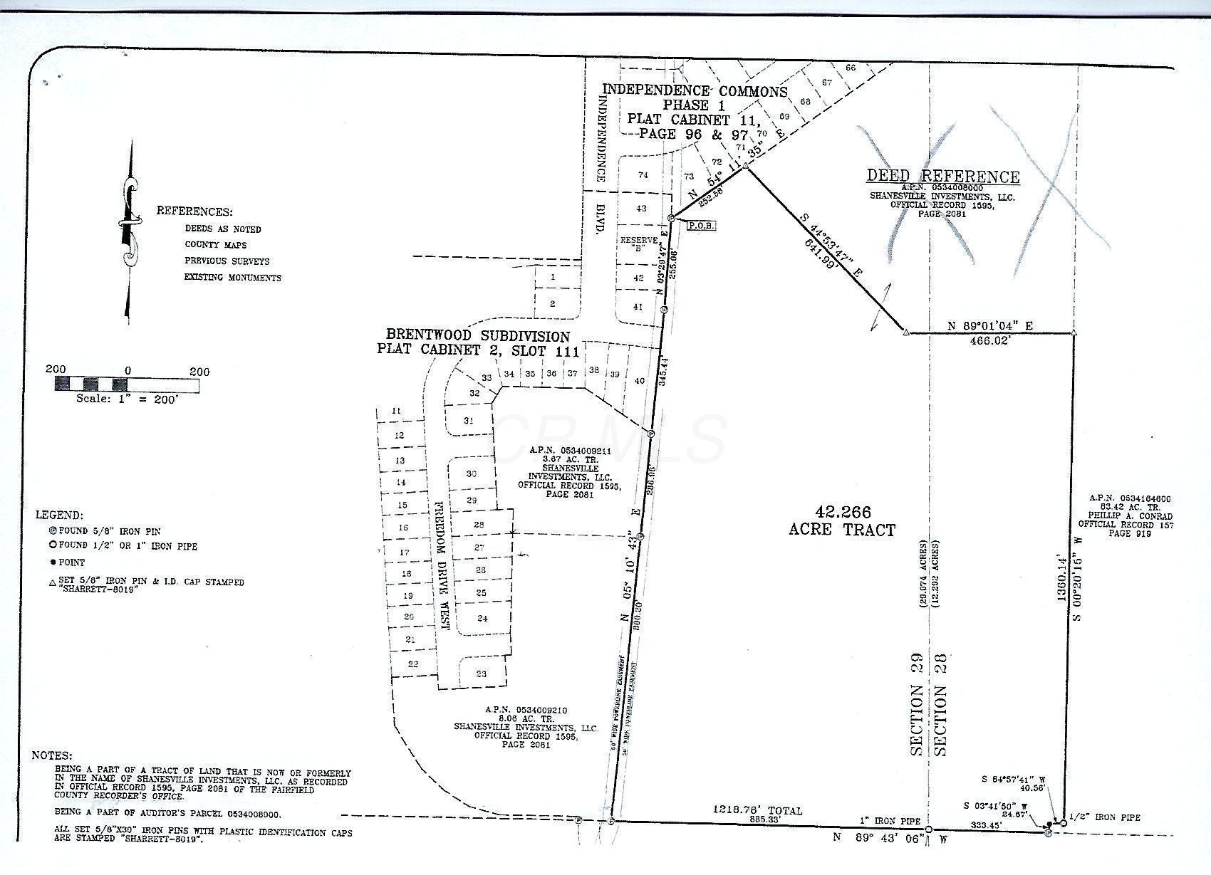 0 Declaration Drive, Lancaster, Ohio 43130, ,Land/farm,For Sale,Declaration,219044169