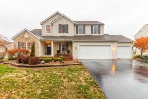 Property for sale at 6252 Tallowtree Drive, Hilliard,  Ohio 43026