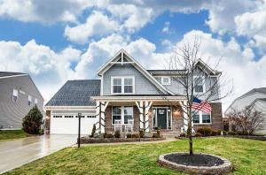 Welcome to 1619 Adena Pointe Drive!