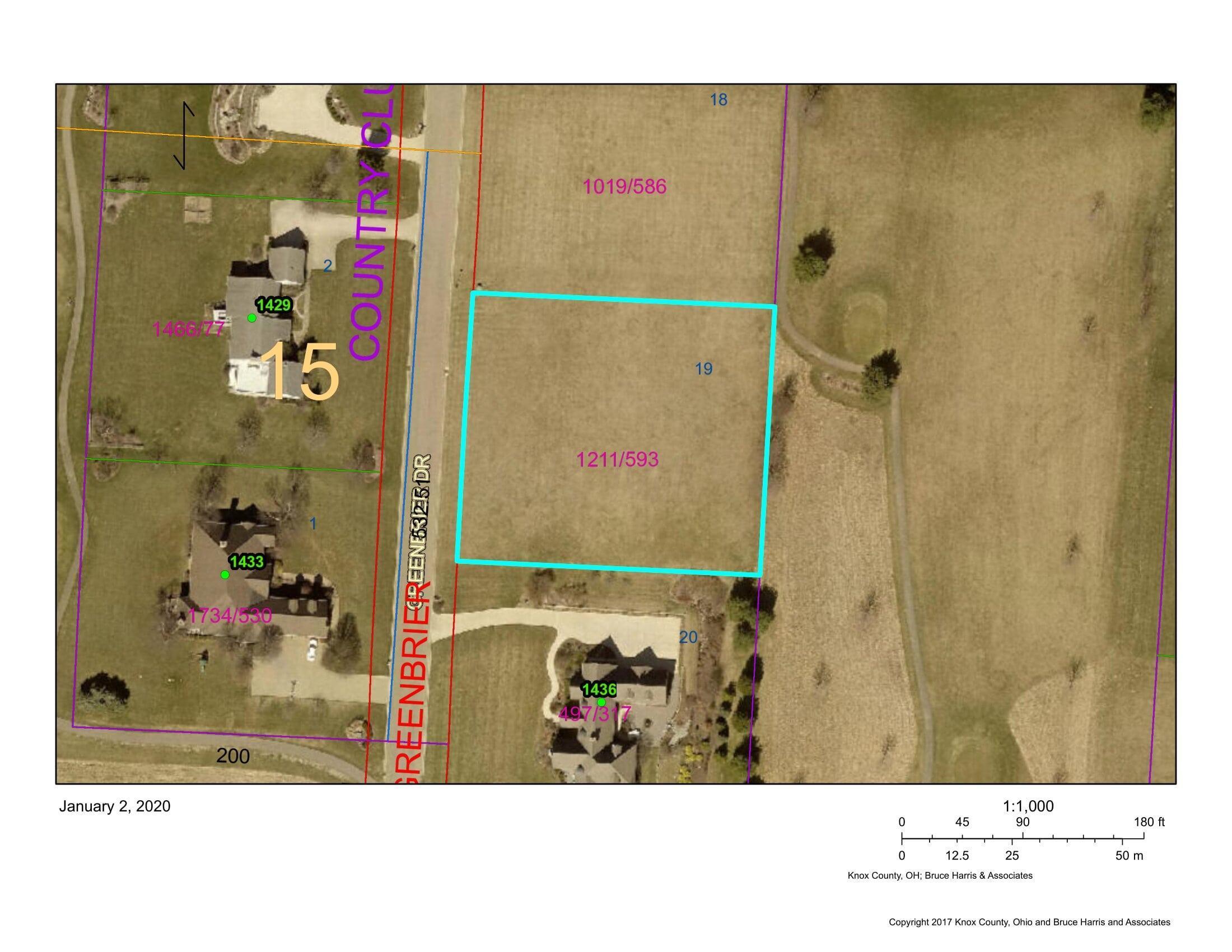0 Greenbrier Drive, Mount Vernon, Ohio 43050, ,Land/farm,For Sale,Greenbrier,220000093