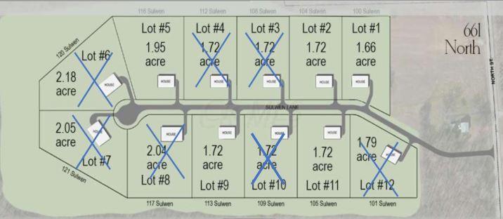 Plat Map - 1-8-20